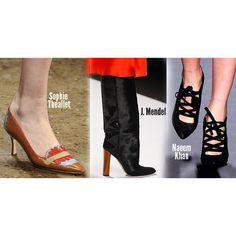 New York Fashion Week Shoes Fall/Winter 2013-2014 - ShoeRazzi via Polyvore