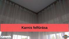 A karnis felfúrását egy hosszadalmasabb tervezés előzi meg, milyen az ideális karnis és hová kell felfogatni. Aztán jöhet a munka megvalósítása, de hogyan? Valance Curtains, Home Decor, Decoration Home, Room Decor, Home Interior Design, Valence Curtains, Home Decoration, Interior Design
