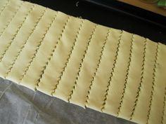 Syrové tyčinky (fotorecept) - recept | Varecha.sk Bread, Food, Brot, Essen, Baking, Meals, Breads, Buns, Yemek
