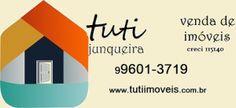 Tuti Junqueira - imóveis 3916-2861  |  99601-3719 www.tutiimoveis.com.br