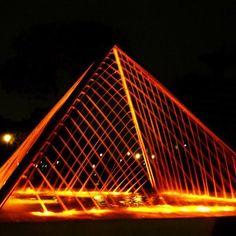 Pyramid Fountain – Lima, Peru
