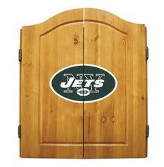 NFL Bristle Dart Board Set!  Show off your team spirit!