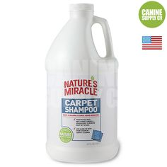 Deep Cleaning Carpet Shampoo, 64-oz bottle