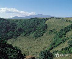 Sangumburi Crater (산굼부리)