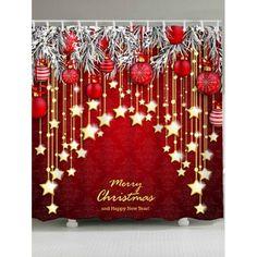 Christmas Photo Booth, Christmas Star, Merry Christmas And Happy New Year, Christmas Photos, Xmas, Elegant Christmas, Christmas Shower Curtains, Christmas Bathroom, Christmas Backdrops