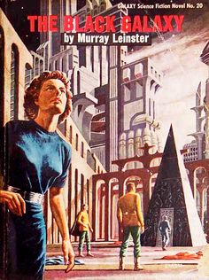 The Geeky Nerfherder: Sci-Fi, Fantasy & Horror Cover Art: Ed Emshwiller