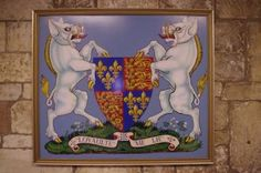 KING  RICHARD III'S MOTTO, 'LOYALTY BINDS ME'