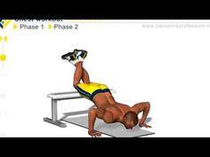 8 dakika Karın Çalışması, Six Pack Nasıl Yapılır ? ( HD Version ) ~ Spor Sağlık Güzellik - YouTube
