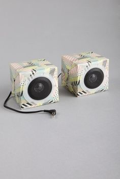 Printed Speakers  $12.95