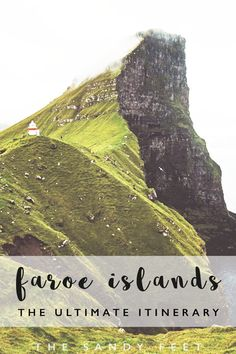 Visiting the Faroe Islands? Here's how to plan the perfect itinerary for a 3, 7 or 10-day road trip around the archipelago.