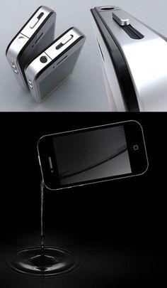 iPhone Flask | MakeUseOf Geeky Fun