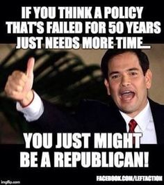 If you think the key to prosperity is to let the Rich trickle-down on the rest of us . . . you just may be a Republican