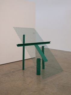 Paris Green by Anthony Caro