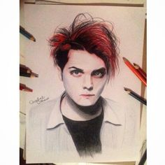 Gerard Way fan art