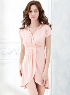 Women Lace Sexy V-Neck Irregular Hem Short Sleeve Nightgown http://www.amazon.com/Embroidery-Flower-V-Neck-Sleeve-Nightgown/dp/B01GE8XLHA/ref=sr_1_7?srs=8104465011&ie=UTF8&qid=1464747642&sr=8-7&keywords=women+lace+nightgown