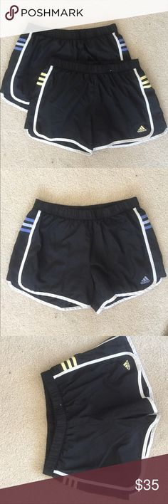 3caae38f8e18 Adidas Running Shorts Excellent condition Adidas running shorts. $15 each  or both for $25 adidas Shorts. Thuy Roman · Women's Dress