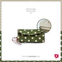 Carteira Sorvete de Kiwi R$38.00 Sunglasses Case, Coin Purse, Wallet, Purses, Store, Bags, Pocket Wallet, Stuff Stuff