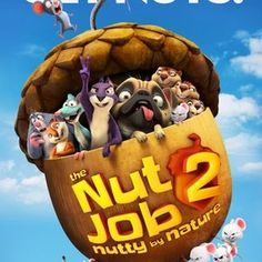 Surly Squirrel (Will Arnett) and the gang are back. We are once again in Oakton where the evil mayor has decided to bulldoze Liberty Park and build a dangerous amusement park in its place. Surly and his ragtag group of animal friends band together to save their home, defeat the mayor, and take back the park. THE NUT JOB 2 also features the voice talent of Katherine Heigl (The Nut Job), Jackie Chan (Kung Fu Panda 3), Peter Stormare (Penguins of Madagascar), Bobby Cannavale (Ant-Man), Isabela…
