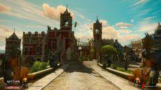 ArtStation - The Witcher 3: Wild Hunt - Blood and Wine, Kacper Niepokólczycki