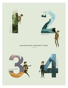 Uncharted artwork by Janice Chu. Nathan Drake, Uncharted Drake, Uncharted Series, Bioshock, Assassin, 4 Wallpaper, Dog Games, Adventure Games, Playstation Games
