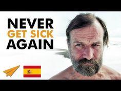 """(239) Como Hacer Para no Enfermar Nunca – El Método de WIM HOF """"Hombre de Hielo""""- #NuncaEnfermo - YouTube"""