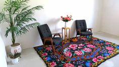 Perzisch Tapijt Goedkoop : Red persian rug red turkish kilim rug red oushak rug red area rug