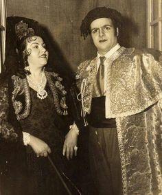 Fedora Barbieri & Paolo Silveri