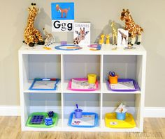 The Magnolia Barn: Letter G | Giraffe, Grapes & Gummy Bear + Giveaway