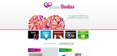 PROMOBODAS :: plataforma web de venta de detaalles de boda y otros eventos.  #paginasweb #inspiration