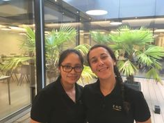 Emma Vera et tout léquipe du Housekeeping de lEHG vous souhaitent un très bon week-end à tous.  #ehgcampus
