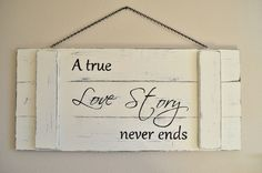 Wedding Sign Photo Prop Cottage Sign by TheCrickettyCottage, $95.00