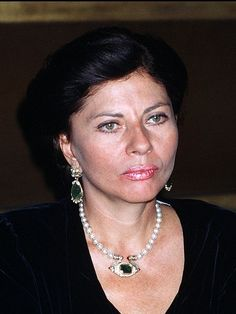 Princess Soraya of Iran jewels