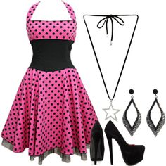 """Punk Prom"" by roseunspindle on Polyvore"