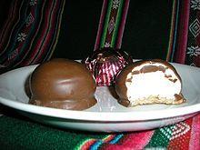 Tunnock's - Wikipedia, the free encyclopedia Tunnocks Tea Cakes, Different Types Of Tea, Peppermint Tea, Tea Benefits, Tea Time, Chocolate, Sweet, Summary, Desserts