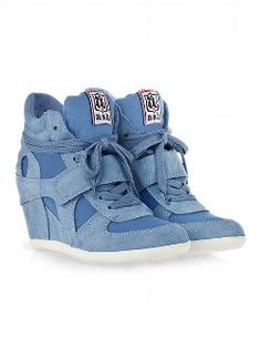 Shoes With Style, Wedge Shoes, High Top, 05 Sneakers, Sneaker Wedges, 2013 Shoes, Shoes Sneakers, Ash Wedge Sneakers, 2013 Sneakers