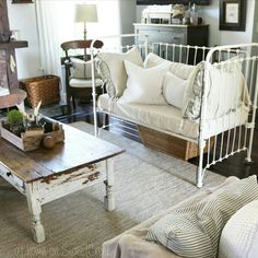 Farmhouse - Crib / Daybed at home on SweetCreek
