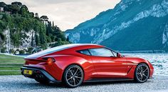 Just 99 of the Vanquish Zagatos will be built in the UK at the manufacturer's…