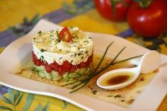 Tartare de concombre, tomate et feta : la recette facile