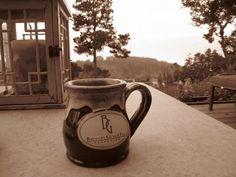 Mugs   Brewery Gulch Inn located in Mendocino, California.