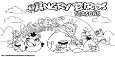 24 Best Coloring Page Angry Bird Images