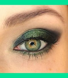 Green Eye | Izabella G.'s Photo | Beautylish