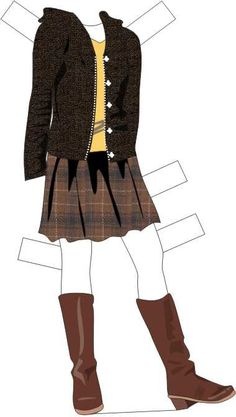 Renesmee paper doll outfit 3