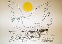 PIcasso's dove