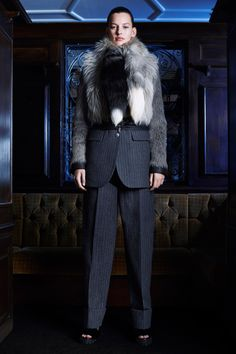 Alexander McQueen Pre-Fall 2014 - Review - Fashion Week - Runway, Fashion Shows and Collections - Vogue