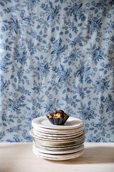 Tahini, Orange, Chocolate muffins by www.chocolatesalt.co.il