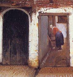 Vermeer ✏✏✏✏✏✏✏✏✏✏✏✏✏✏✏✏  ARTS ET PEINTURES - ARTS AND PAINTINGS  ☞ https://fr.pinterest.com/JeanfbJf/pin-peintres-painters-index/ ══════════════════════  Gᴀʙʏ﹣Fᴇ́ᴇʀɪᴇ ﹕☞ http://www.alittlemarket.com/boutique/gaby_feerie-132444.html ✏✏✏✏✏✏✏✏✏✏✏✏✏✏✏✏