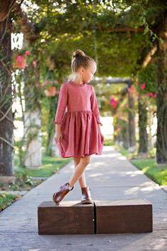 Georgia Dress - Violette Field Threads  - 1