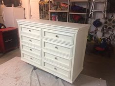 My version of the Madison dresser | Do It Yourself Home Projects from Ana White