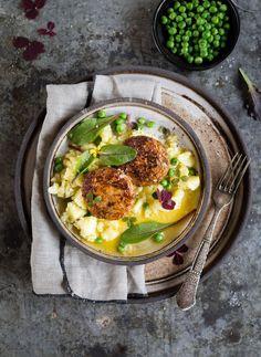 Kryddiga färs- och grönsaksbiffar! | By diadonna
