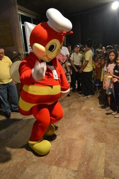 Our famous Jollibee Cadiz City, Jollibee, Philippines, Mario, Fictional Characters, Fantasy Characters